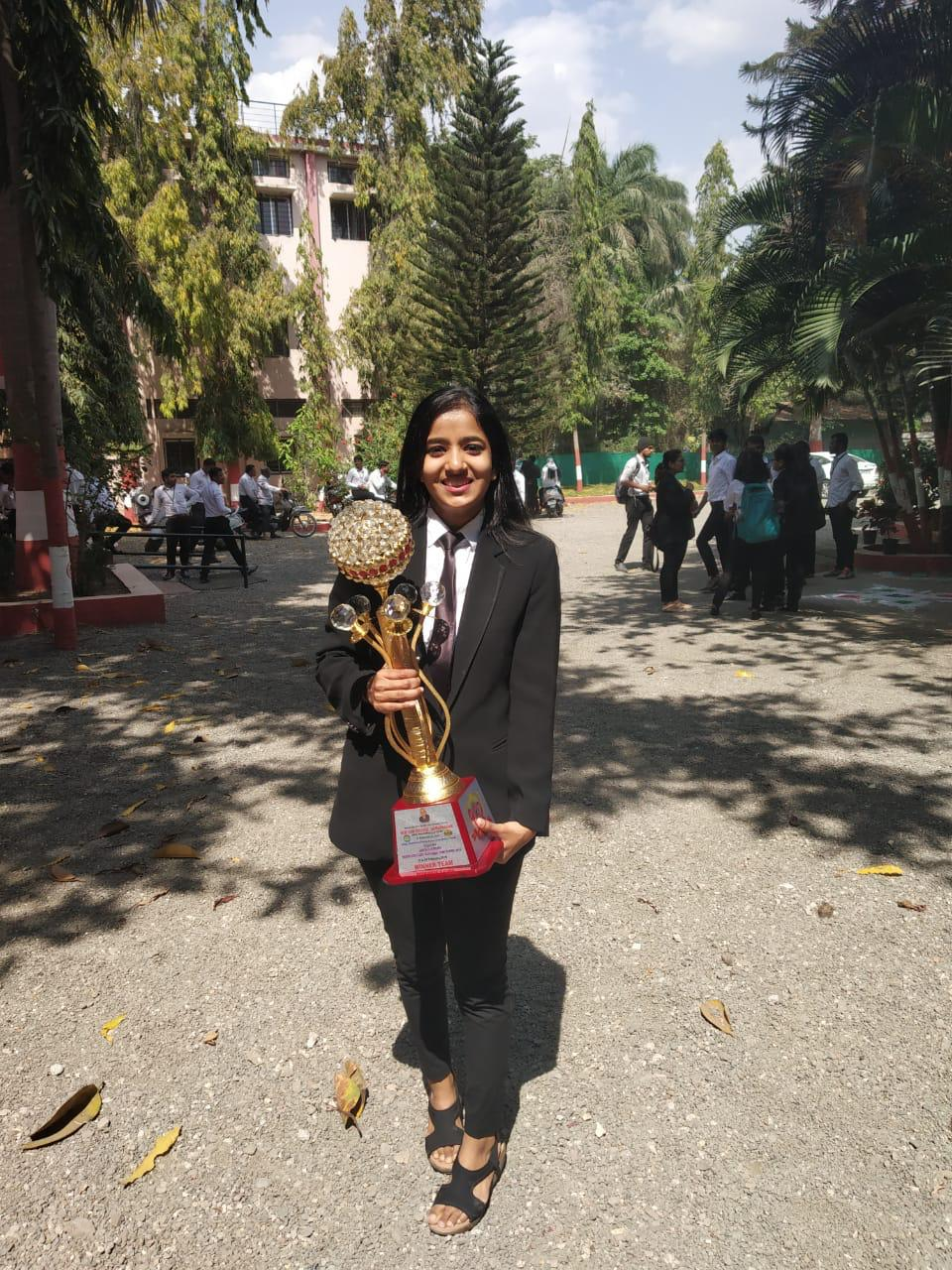 Moot court competition, Ahmednagar